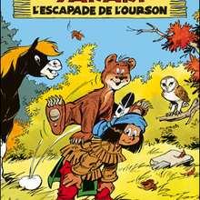 YAKARI - L'escapade de l'ourson - Tome 35