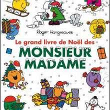 Le grand livre de Noel de Monsieur Madame