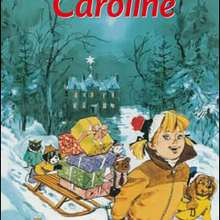 Livre : Le Noel de Caroline