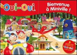 Livre : OUI-OUI : Bienvenue à Miniville