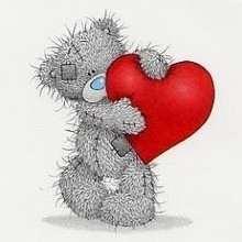 Nounours coloriages dessins pour les enfants vid os et tutoriels actualit s activites - Coeur nounours ...