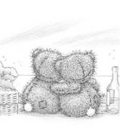 Comment dessiner piti nounours - Dessin de calin ...