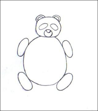 Comment Dessiner Un Panda Frhellokidscom
