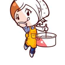 Coloriage de Cooking Mama 3
