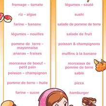 Amuse-toi avec Cooking Mama 3! - Jeux - Jeux de filles - Jeux et coloriages avec Cooking Mama3!