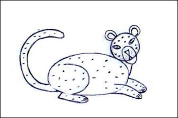Comment dessiner un l opard - Apprendre a dessiner violetta ...