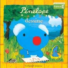Livre : Pénélope dessine