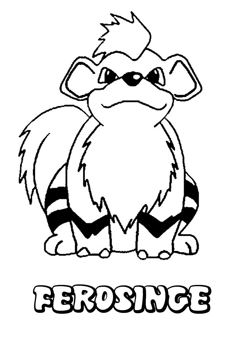 Coloriages caninos - Coloriage pokemon en ligne ...