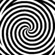 Hallucinant cette illusion d'optique