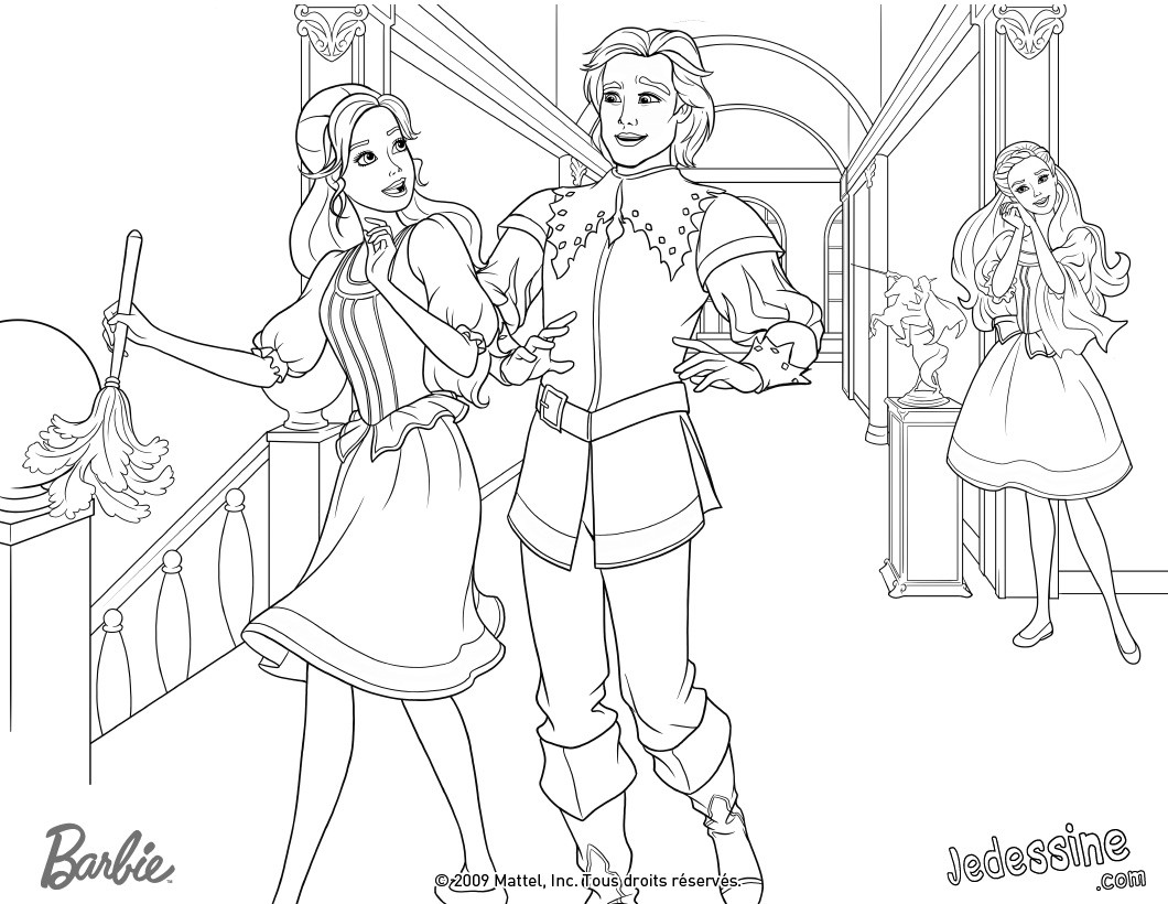 Barbie three musketeers on pinterest barbie coloring pages barbie and musketeers - Barbi coloriage ...
