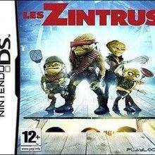 LES ZINTRUS en jeu vidéo