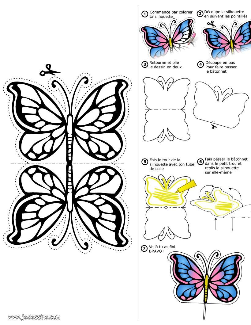Perso-gateaux-papillon