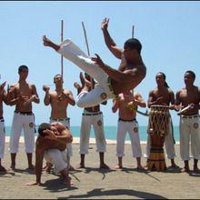 Découverte de la Capoeira