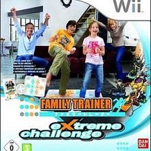 FAMILY TRAINER : EXTREME CHALLENGE - Jeux - Sorties Jeux video