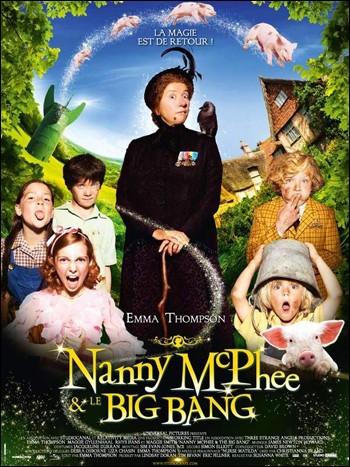 Nanny Mc Phee et le big bang (mars 2010) - Vidéos - Les dossiers cinéma de Jedessine - Prochainement