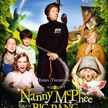 Film : Nanny Mc Phee et le big bang