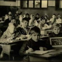 L'école de nos grands-parents. - Lecture - REPORTAGES pour enfant - Culture