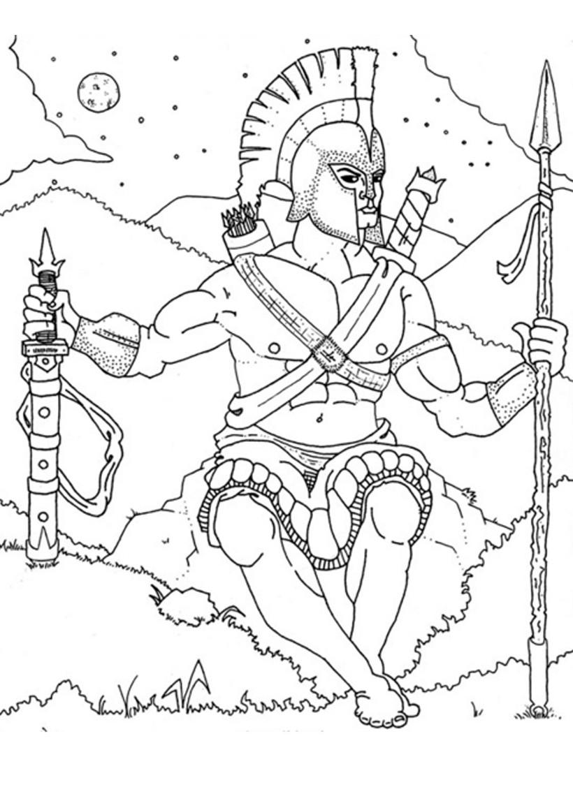 histoire ulysse mythologie