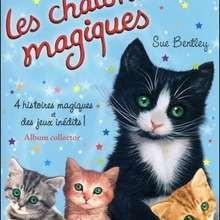 Livre : Album collector Chatons Magiques
