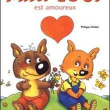 Livre : Mini-Loup est amoureux
