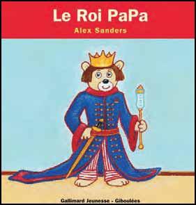 Livre : Le Roi Papa