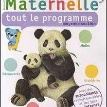 Livre : Maternelle, tout le programme moyenne section