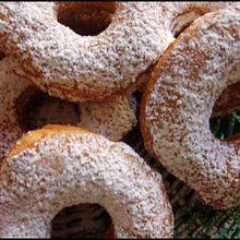 Recette : Les donuts