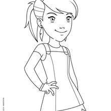 Portrait de Jessica