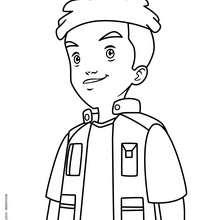 Portrait de Lucas