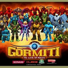 GORMITI : The Lords of Nature (3ème trimestre 2010) - Jeux - Sorties Jeux video