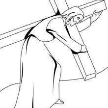 Le chemin de croix de Jésus Christ