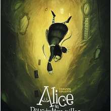 Alice au pays des merveilles (10 mars) - Lecture - BD pour enfant - Spécial Filles !