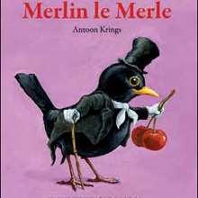 Livre : Merlin le merle