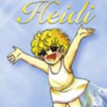 HEIDI - Lecture - BD pour enfant - Bande-dessinées pour les plus jeunes