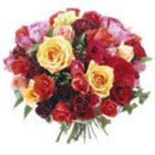 Cartes à imprimer pour bouquet de fleur