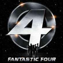 Marvel, Coloriage LES 4 FANTASTIQUES
