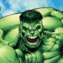 Coloriage de HULK - Coloriage SUPER HEROS - Coloriage