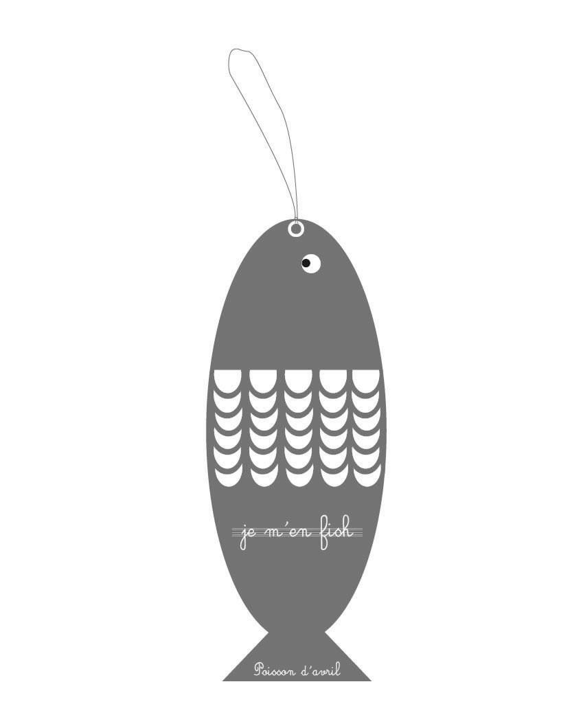 Poisson gris