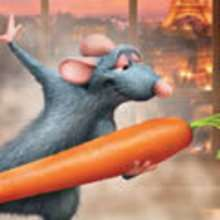 Coloriage RATATOUILLE