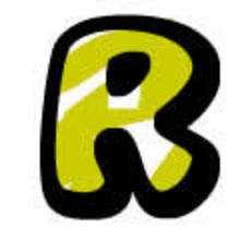 Coloriage PRENOMS LETTRE R - Coloriage PRENOMS - Coloriage