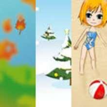 Les saisons - POEMES pour enfants - Lecture