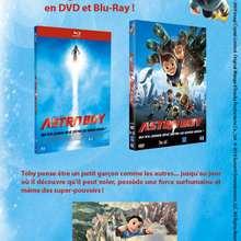 Actualité : Découvre les DVD et Blu-Ray d'Astro Boy !