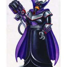 Zurg - Dessin - Esquisses de Toy Story