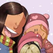 Planche de BD : Les Sisters - Pâques - Tome 4