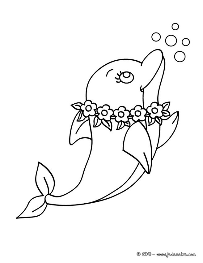 Comment dessiner des animaux de mer - Comment dessiner des animaux ...