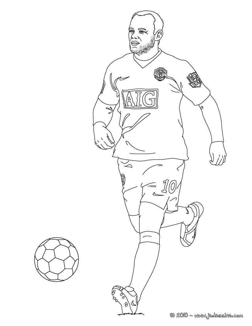 Belle Coloriage De Foot France Payet