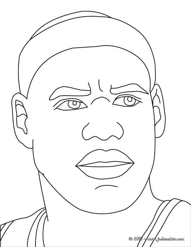 À Coloriages Coloriages Michael Jordan Colorier CoeQdBWrxE
