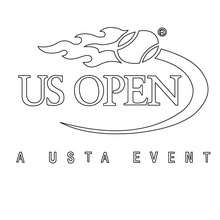 Coloriage US OPEN