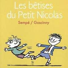 Livre : L.es bêtises du Petit Nicolas