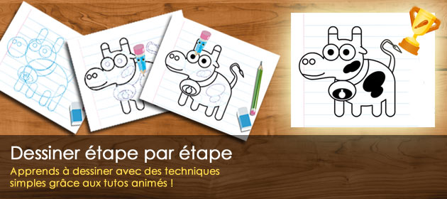 Dessin etape par etape